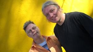 David Knight and Scott McGovern